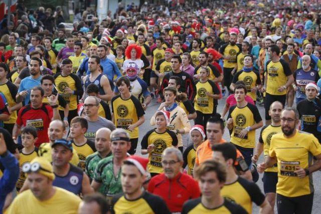 La San Silvestre de Murcia despide el año con Record de participación, Foto 6