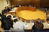 El Pleno aprueba de forma inicial el texto de la Ordenanza Municipal sobre la implantación de actividades en el municipio de Totana