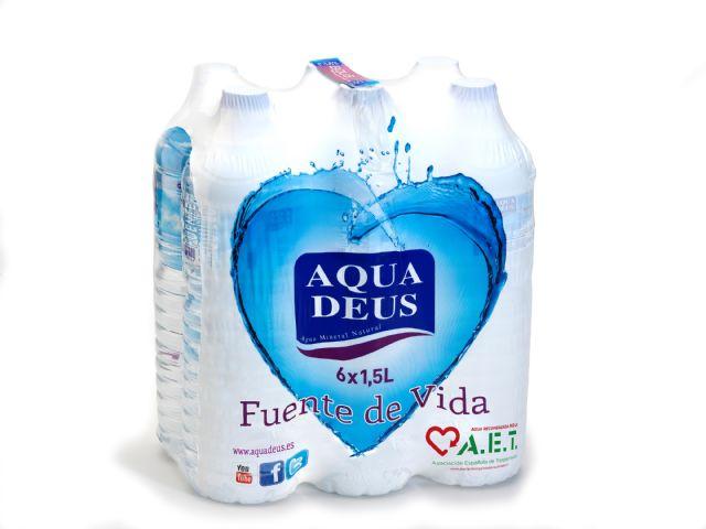 Aquadeus colabora con la Asociación Española de Trasplantados para fomentar la donación de órganos, Foto 1