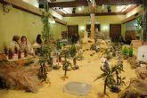 La ruta de los belenes atrae a numerosos visitantes