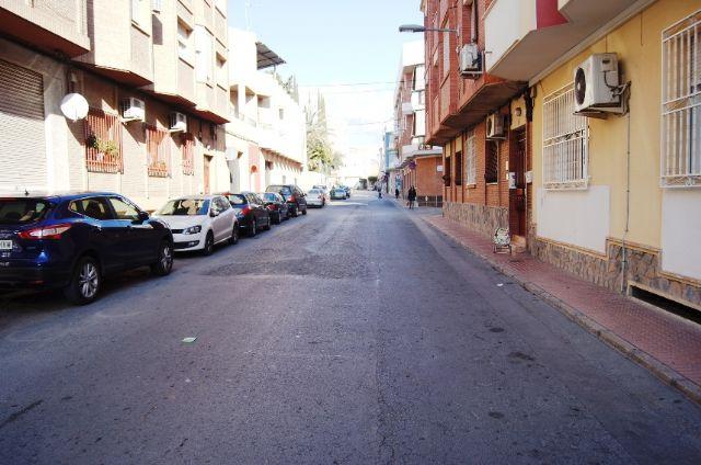 La Concejalía de Servicios e Infraestructuras procederá al asfaltado y pavimentación de varias calles del casco urbano que se encuentran más deterioradas, Foto 4