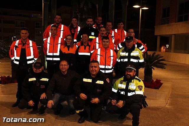 La Alcaldía agradece y felicita a la Policía Local y Protección Civil, Foto 1