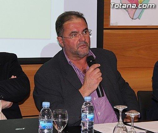 El alcalde de Totana hace una reflexión sobre la situación actual del PGOU, Foto 1