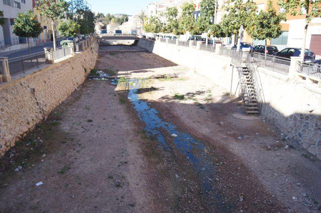 El Ayuntamiento acometerá las obras de arreglo por filtraciones en la rambla de La Santa en cuanto se autoricen los permisos necesarios por parte de la CHS, Foto 2