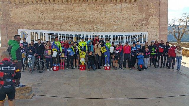 Gran éxito de la Marcha MTB Villa de Aledo en su primera edición, con victoria para Ismael Sánchez Adán, Foto 1
