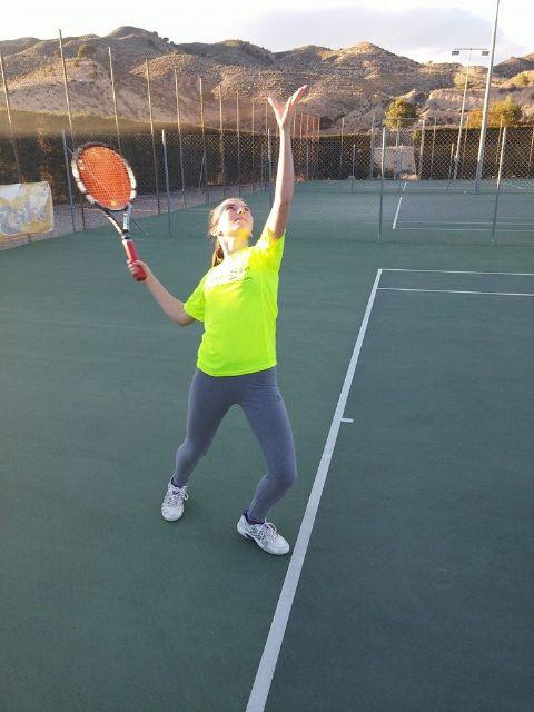 Exitoso final de año para los jugadores de la escuela del club tenis Totana, Foto 1