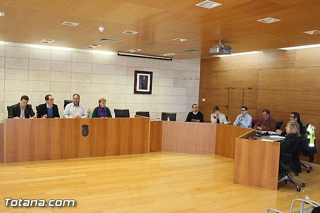 """Se convoca el Consejo de Participación Ciudadana para abordar el novedoso proyecto de """"Estrategias de Desarrollo Urbano Sostenible e Integrado"""" (EDUSI) de Totana, Foto 1"""