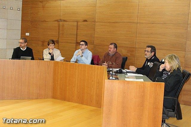 """Se convoca el Consejo de Participación Ciudadana para abordar el novedoso proyecto de """"Estrategias de Desarrollo Urbano Sostenible e Integrado"""" (EDUSI) de Totana, Foto 4"""