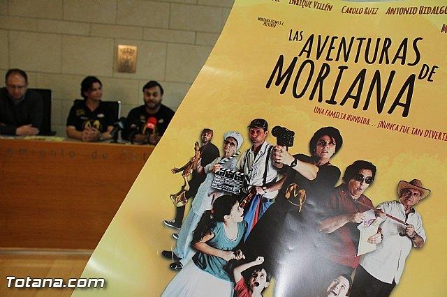 La película murciana Las aventuras de Moriana se proyecta este viernes en La Cárcel, con dos pases únicos a las 18:00 y 21:00 horas, respectivamente, Foto 3