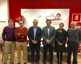 Rafael Gonz�lez Tovar visit� Alhama y habl� de la XI legislatura que comienza hoy