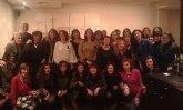 """Las alumnas de la promoción 1970-1971 del Colegio """"La Milagrosa"""" de Totana organizaron una cena con motivo del 30º aniversario"""