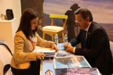 Alhama promociona su riqueza natural en Fitur 2016