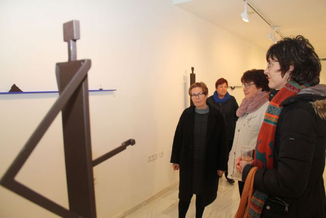 Lucía Montero expone sus esculturas en el Centro Cultural Casa de los Duendes - 2, Foto 2