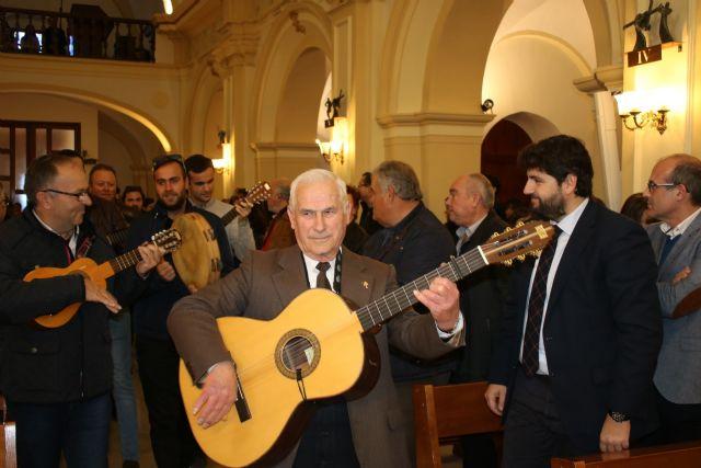El presidente de la Comunidad asiste al XXI Encuentro de Cuadrillas Villa de Aledo - 1, Foto 1