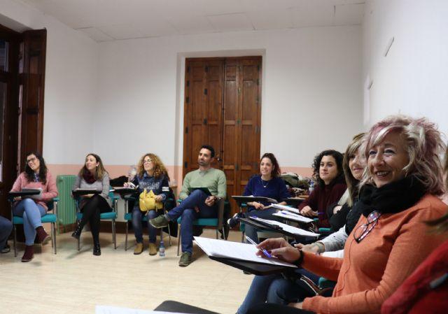 La novedosa metodología 'Música para despertar' aterrizó en Bullas el pasado sábado en una formación promovida por la Mesa Municipal de Mayores - 1, Foto 1