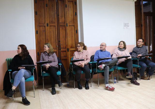 La novedosa metodología 'Música para despertar' aterrizó en Bullas el pasado sábado en una formación promovida por la Mesa Municipal de Mayores - 4, Foto 4