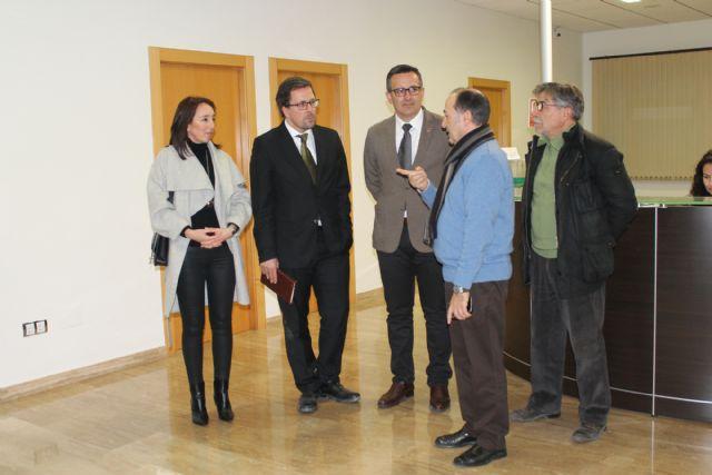 El Secretario General de Industria y PYMES visita las empresas de Bullas Palancares y Mensajero - 1, Foto 1