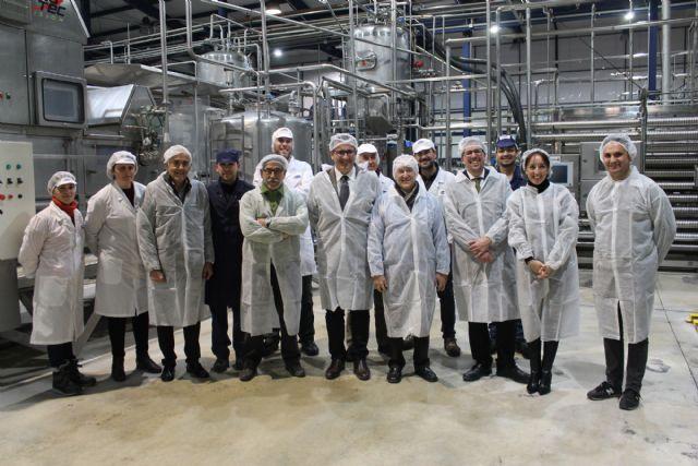 El Secretario General de Industria y PYMES visita las empresas de Bullas Palancares y Mensajero - 3, Foto 3
