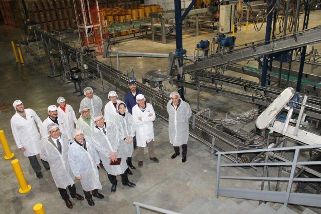 El Secretario General de Industria y PYMES visita las empresas de Bullas Palancares y Mensajero - 4, Foto 4