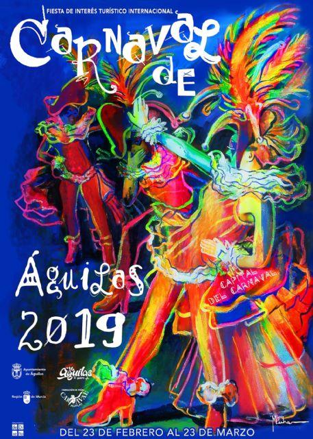 Este año se podrán adquirir las localidades para presenciar el desfile de Carnaval mediante un sistema de venta online - 1, Foto 1