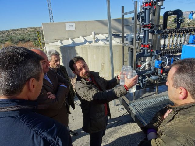 Agricultura invierte 64.000 euros en mejorar las depuradoras de Abanilla y Macisvenda - 1, Foto 1