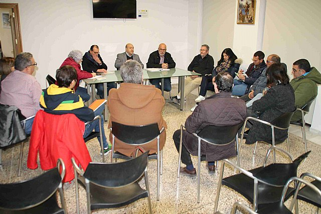 En marcha la comisión para la consecución de la Declaración de Interés Turístico Internacional de la Semana Santa - 1, Foto 1