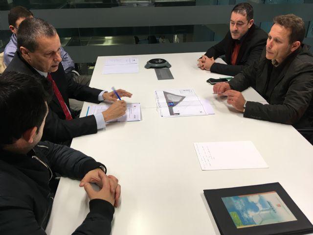 La Comunidad logra el acuerdo del Ayuntamiento de Torre Pacheco de llevar al Pleno la disposición de terreno para construir un tanque ambiental - 1, Foto 1