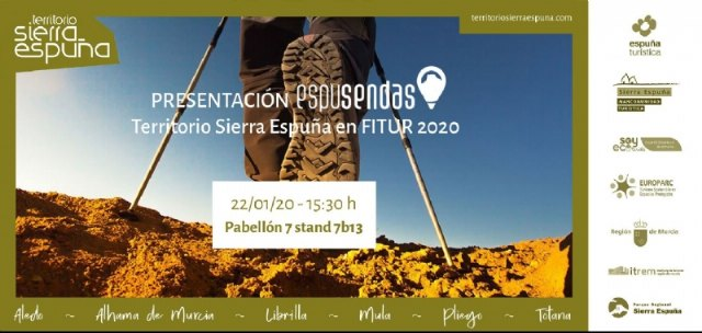 La Mancomunidad de Sierra Espuña presenta mañana en FITUR el producto turístico