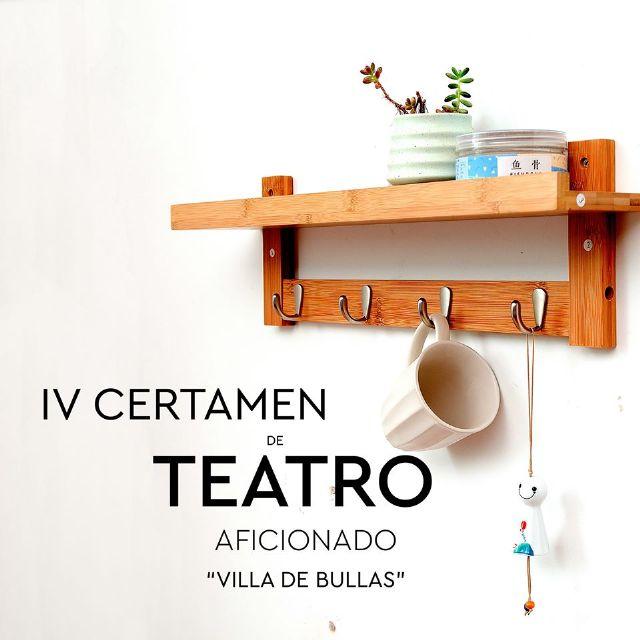 IV Certamen de Teatro Aficionado 'Villa de Bullas' - 1, Foto 1