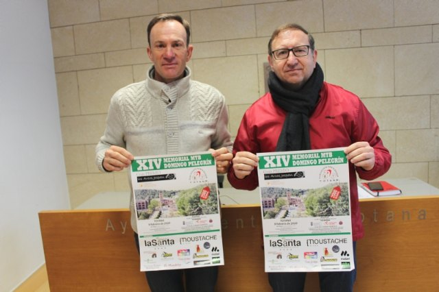 "The XIV MTB Memorial Sunday ""Pelegrin"" is held on Sunday February 9, Foto 2"