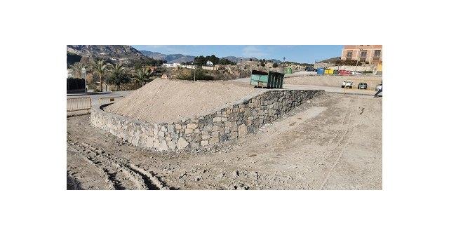 """La concejalía de Obras y Servicios sigue acondicionado el """"Huerto Ródenas"""" para mejorar la imagen de nuestro Casco Antiguo - 1, Foto 1"""
