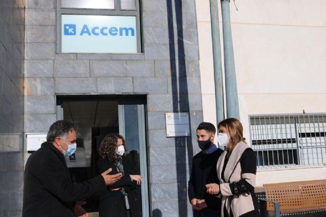 El Ayuntamiento de Archena abre sus puertas a la ONG ACCEM para poner en marcha nuevos proyectos sociales - 1, Foto 1