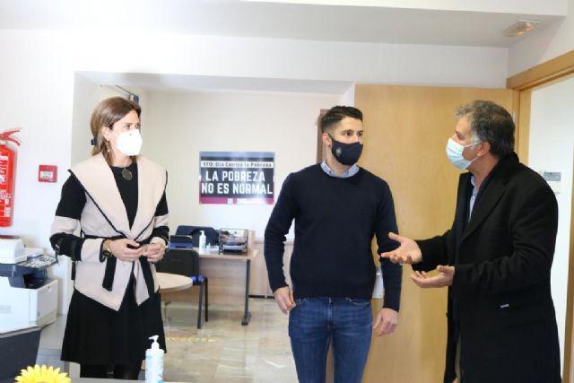 El Ayuntamiento de Archena abre sus puertas a la ONG ACCEM para poner en marcha nuevos proyectos sociales - 2, Foto 2