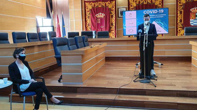 El número de casos activos de COVID-19 en Molina de Segura aumenta notablemente y se sitúa en 617 - 2, Foto 2