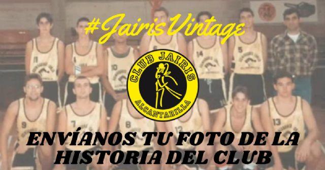 El CB Jairis pone en marcha la iniciativa #JairisVintage para recopilar fotos de su historia - 1, Foto 1