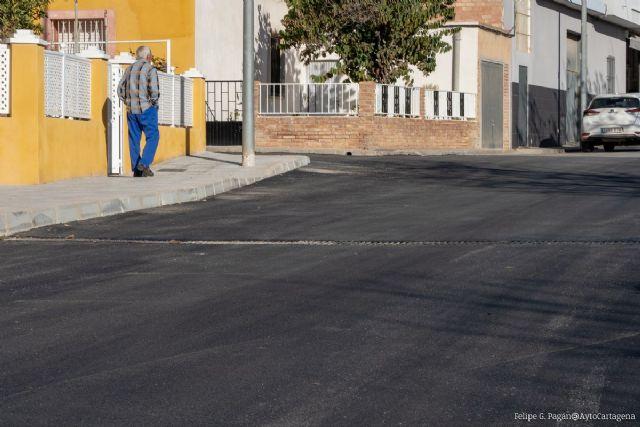 Finalizan las obras de sustitución de la red de abastecimiento del Paseo de San Roque - 1, Foto 1