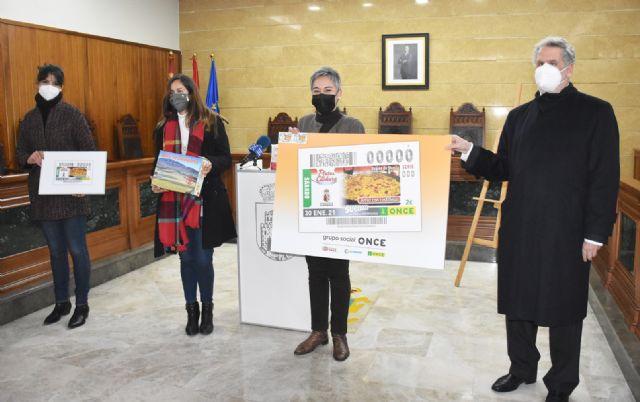 El arroz de Calasparra representa a la Región de Murcia en sus cupones del sorteo de la ONCE Platos de Cuchara - 4, Foto 4