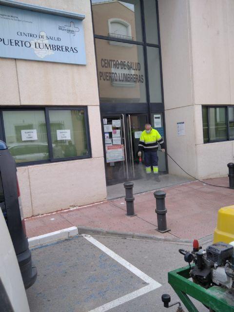 La alcaldesa de Puerto Lumbreras hace un llamamiento urgente a la población ante la alarmante expansión de los contagios por COVID-19 - 1, Foto 1