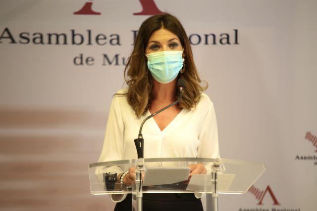 Mª Carmen Ruiz Jódar: Clavero se enroca y Conesa consiente que no dimita, dos dirigentes de un partido que ha perdido toda la credibilidad - 1, Foto 1