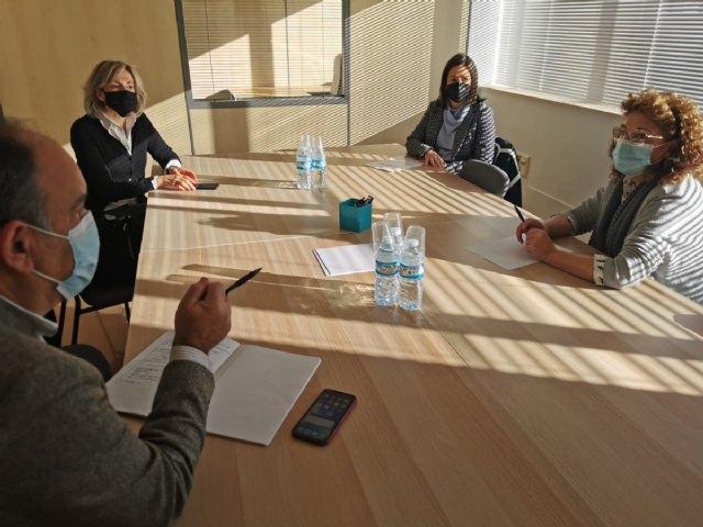 Grupo Parlamentario Vox : Nos reunimos con Red Madre Murcia - 1, Foto 1