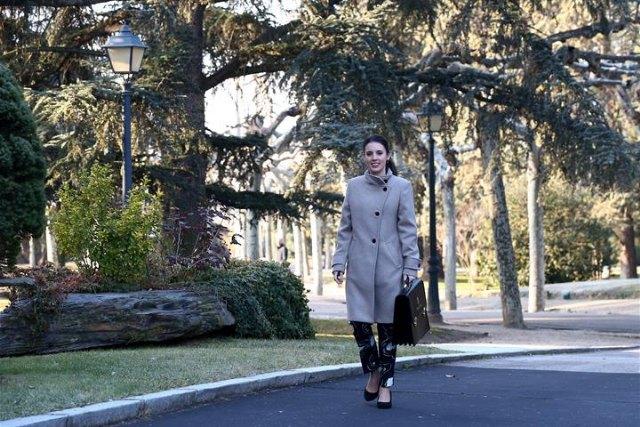 Irene Montero clausura la IV edición del Forbes Power Summit Women - 1, Foto 1