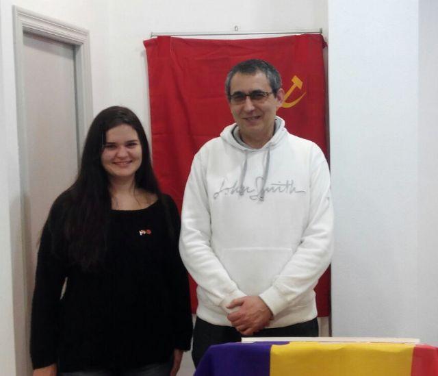El PCE de Alcantarilla celebró su Asamblea Abierta para elegir nueva dirección local - 1, Foto 1