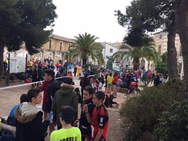 """Celebrado con gran éxito de participación el Trofeo Internacional Murcia """"Costa Cálida"""" de Orientación - 1, Foto 1"""