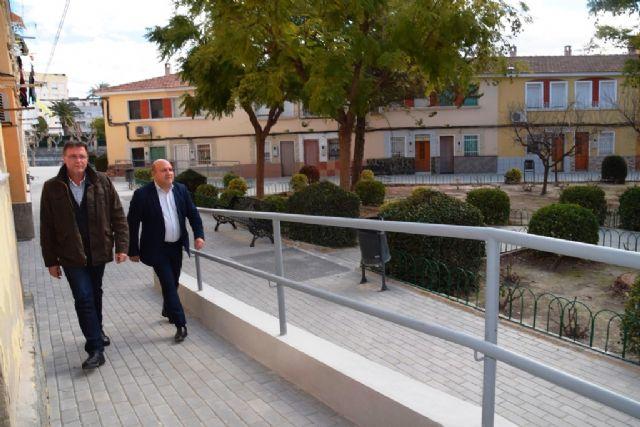 Puesta a punto de las glorietas de San José Obrero y vereda de Morcillo con una inversión global de 318.620 euros - 3, Foto 3