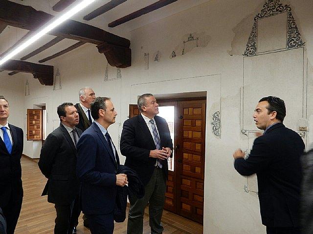 El Convento de San Francisco de Mula abre sus puertas tras su intensa restauración - 1, Foto 1