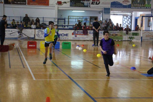 San Pedro del Pinatar congrega a 273 escolares en la final Jugando al atletismo alevín - 1, Foto 1