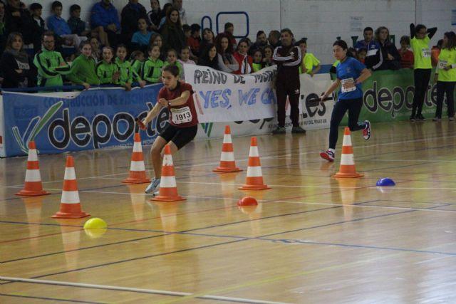 San Pedro del Pinatar congrega a 273 escolares en la final Jugando al atletismo alevín - 2, Foto 2