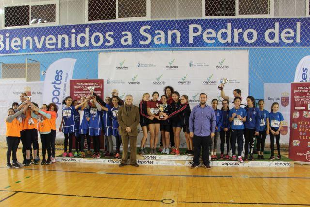 San Pedro del Pinatar congrega a 273 escolares en la final Jugando al atletismo alevín - 3, Foto 3