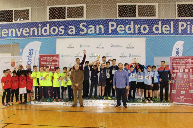 San Pedro del Pinatar congrega a 273 escolares en la final Jugando al atletismo alevín - 4, Foto 4