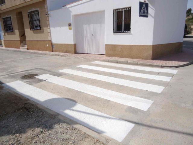 Se abren al tráfico el Callejón de la Calle Valle del Guadalentín y la vía Extremadura tras las obras de renovación de la red y acometidas de alcantarillado - 2, Foto 2